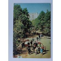 Москва В Александровском саду
