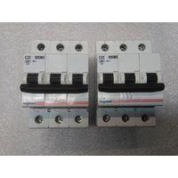 Автоматический выключатель Legrand 32А
