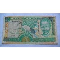 Гамбия 10 даласи не датирована. 626490 распродажа