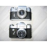 "Фотоаппараты ""Зенит"" 3 и 3м"
