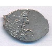 Копейка 1682-1696 год Петр Алексеевич _состояние VF (1)