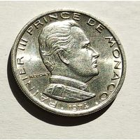 Монако 1 франк, 1974 5-3-29