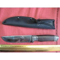 Нож охотничий Волк.