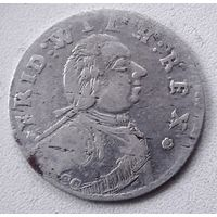 Шесть грошей 1719