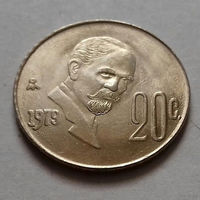 20 сентаво, Мексика 1979 г.