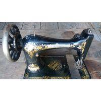 Швейная машинка Зингер 1900 год