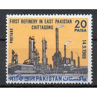 Промышленность Пакистан 1969 год чистая серия из 1 марки