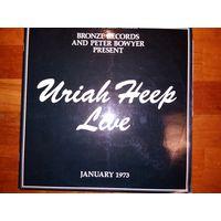 Uriah Heep Live UK 1st