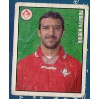 Наклейка # 314 Calcio 98 Merlin's