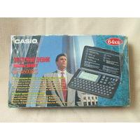 Электронная записная книжка CASIO SF-4600RS + комплект нового питания