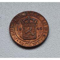 Голландская Ост-Индия 1/2 цента, 1945 5-6-41