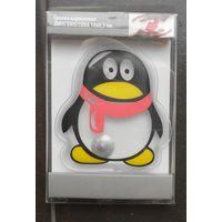 Грелка карманная пингвин