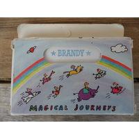 Аудиокассета фирменная - Разные исполнители - Brandy. Magical Journeys - Happy Kids Productions, USA