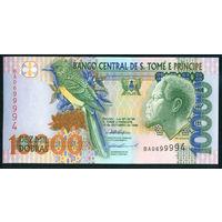 Сан Томе и Принсипи 10 000 добра 1996 UNC