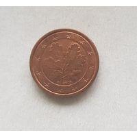 1 евроцент 2005 Германия F