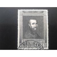 Ватикан 1964 Микельанджело