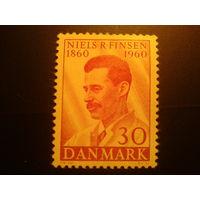 Дания 1960 медик, нобелевский лауреат