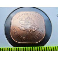 Свазиленд 2 цента 1975 г. ( ФАО )