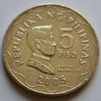 5 писо 2005 Филиппины