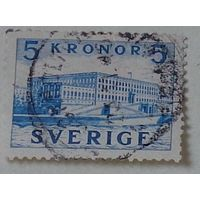 Королевский дворец. Швеция. Дата выпуска:1941-07-14