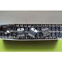 М/сх L298N управление шаговым двигателем (мостовой коммутатор)