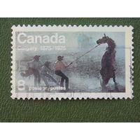 Канада 1975г. Столетие Caigary.