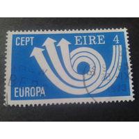 Ирландия 1973 Европа
