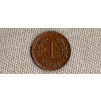 Финляндия 1 марка 1942(Oct)