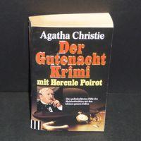 Agatha Christie. Der Gutenacht- Krimi mit Hercule Poirot. (на немецком)