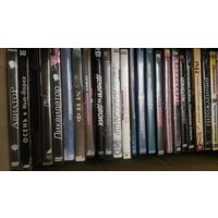 DVD диски. Фильмы разные