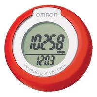 Шагомер Omron Walking Style One HJ 152 Цена: 30 руб.      Двойной дисплей со встроенными часами;     Встроенный крепежный зажим для фиксации;     Настройка индивидуальных параметров: вес, длина шага;
