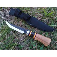 Охотничий Нож ВОЛК FB1705, Сталь 65х13
