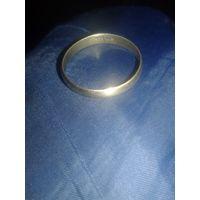 Кольцо немецкое золотое