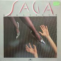 Saga /Behaviour/1985, Polydor, LP, NM, Germany