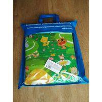 Детский термо - коврик для ползания и игр 100 х 180 см
