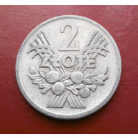2 злотых 1958 Польша #05