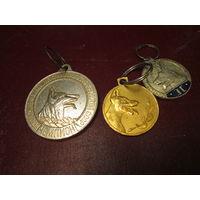Собачьи жетоны СССР  . Цена за все