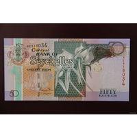 Сейшельские острова 50 рупий 2011 UNC