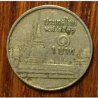 Таиланд, 1 бат 1987