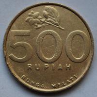 Индонезия, 500 рупий 2003 г.