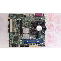 Материнская плата Intel DG41TY + CPU Pentium E5400