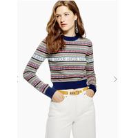 Topshop Petite свитер (uk10, eur38, us6)