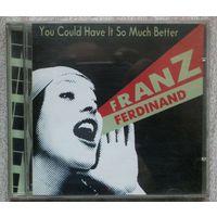 CD Franz Ferdinand 2005 г.