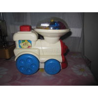 Паровозик Fisher-Price