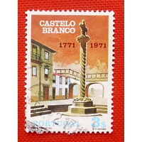 Португалия. ( 1 марка ) 1971 года.