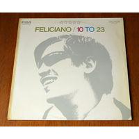 "Feliciano ""10 to 23"" LP, 1969"