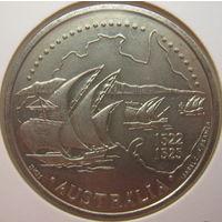 Португалия 200 эскудо 1995 г. Золотой век открытий. Австралия. В холдере (gk)