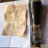 Трубка электронно-лучевая  осциллографическая (к осциллографу) (всего 4 шт разных)