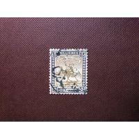 Судан 1922 г.Почтальон на верблюде.