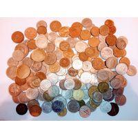 1 кг. Монеты Европы . 1.